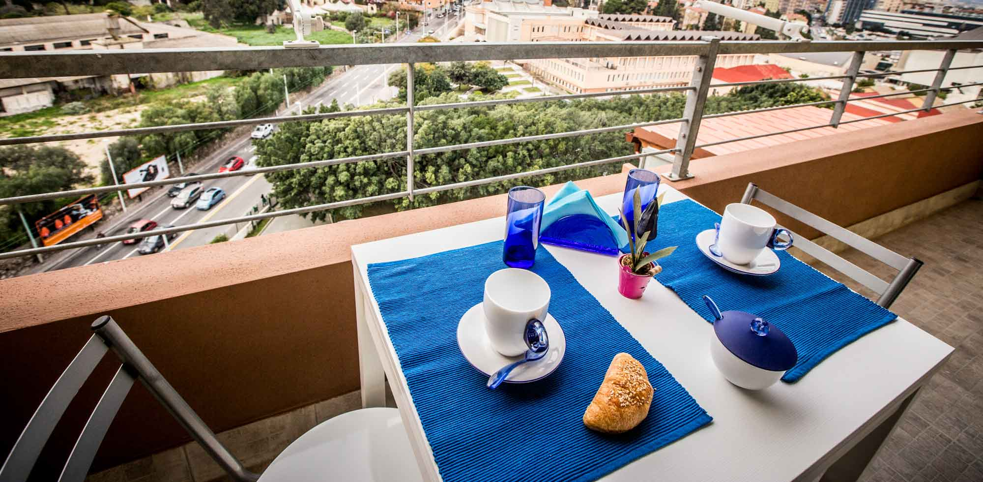 A View On Cagliari Bed and Breakfast