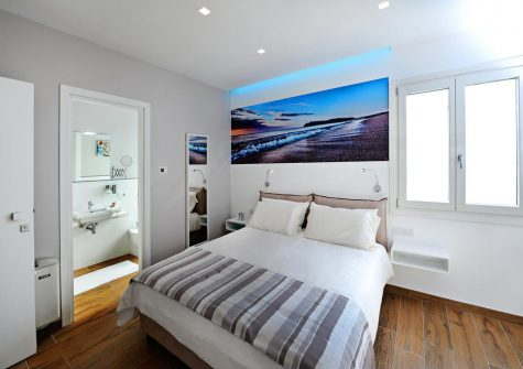 Attico Bianco Bed and Breakfast