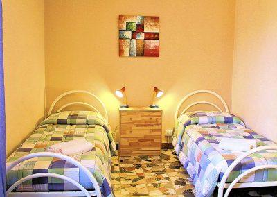 Colle dei Fiori Rooms Bed and Breakfast camera letti separati