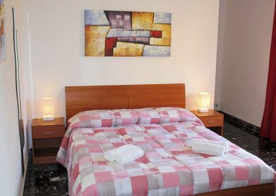 Colle dei Fiori Rooms Bed and Breakfast camera matrimoniale arredata