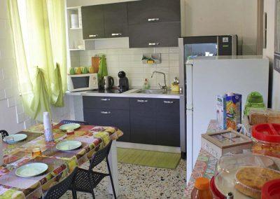 Colle dei Fiori Rooms Bed and Breakfast Cucina