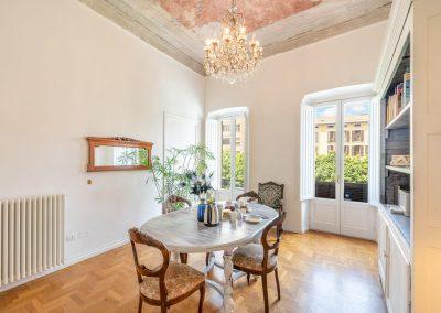 Sala da pranzo Sardinia Home Design Affittacamere