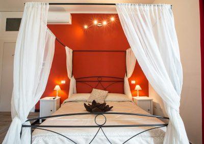 Suite Cagliaritane Affittacamere camera matrimoniale