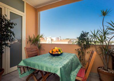 Mareya Bed and Breakfast colazione in terrazza
