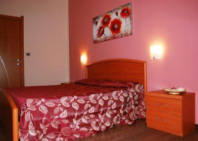 Un letto a casteddu affittacamere cagliari stanza