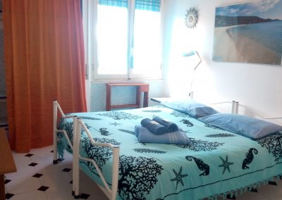 Camere luminose e pulite Solemar bed and breakfast