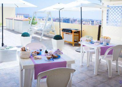 08_bnb AViewonCagliari-colazione-terrazza