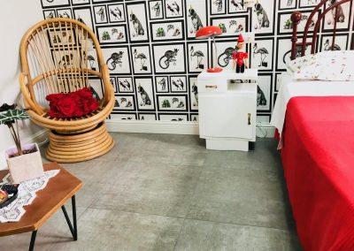 jacaranda bed and breakfast stanza particolare