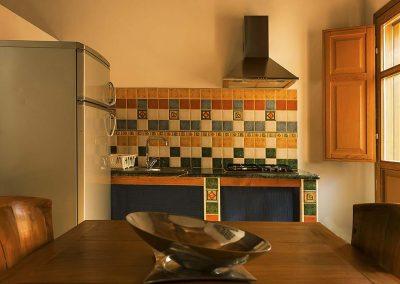le-tre-case-casa-vacanze-cucina