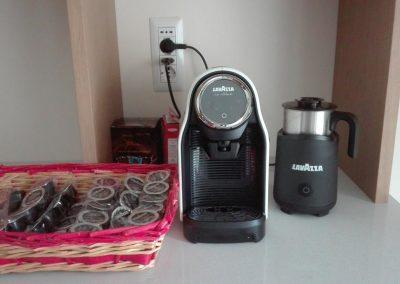 Il Viale degli Aranci Bed and Brakfast Macchinetta caffè espresso