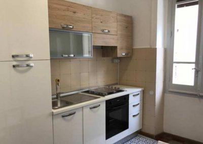 Aleni-House-Appartamento-cucina moderna e accessoriata