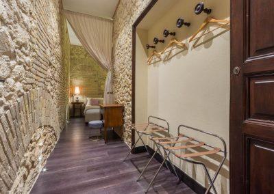 BB61 Suites and Bakery Casa Vacanze arredamento