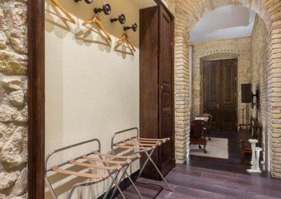BB61 Suites and Bakery Casa Vacanze corridoio