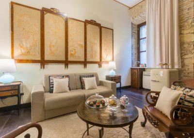 BB61 Suites and Bakery Casa Vacanze sala