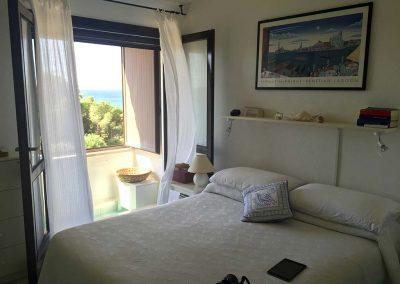 Campulongu Sea Dream Casa Vacanze camera matrimoniale