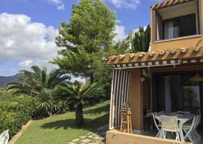 Campulongu Sea Dream Casa Vacanze Esterno