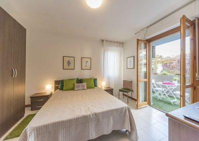 Green-Apartment-Appartamento-Camera-Matrimoniale-con-Balcone
