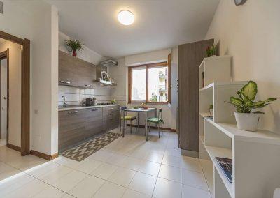 Green-Apartment-Appartamento-Cucina