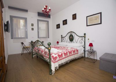 Il Carignano Bed and Breakfast camera matrimoniale