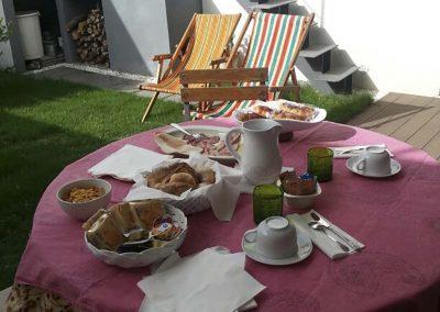 Il Carignano Bed and Breakfast Colazione