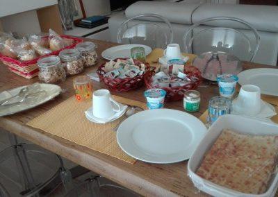 Il Viale degli Aranci Bed and Brakfast colazione