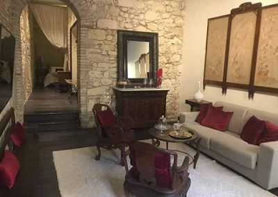 Suite Via Sulis 61 Casa Vacanze - Salone