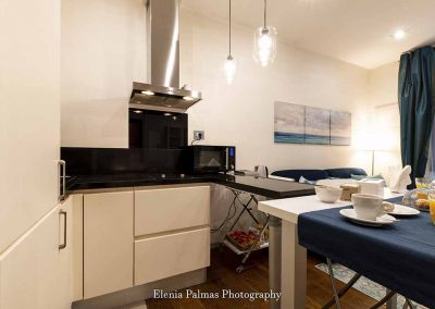 Il Balconcino Appartamento Cucina