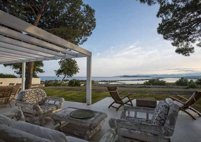 Villa Gabriella Casa Vacanze - Giardino con vista
