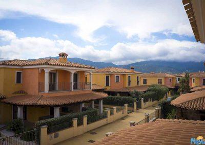 Maya Holiday Home Casa Vacanze Vista da terrazza