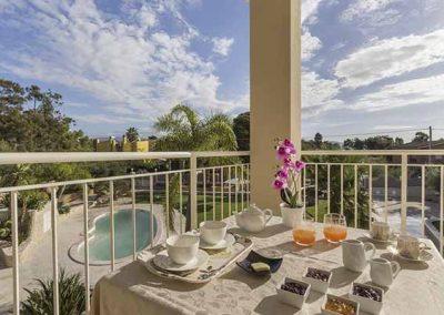 Breakfast at  Villa Furoa - De Luxe Domo Guesthouse