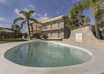 Pool Villa Furoa - De Luxe Domo  Guesthouse