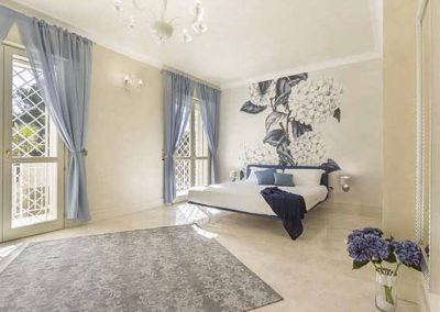 Suite Blu Villa Furoa - De Luxe Domo