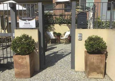 Sun and Sardinia Bed and Breakfast - Ingresso
