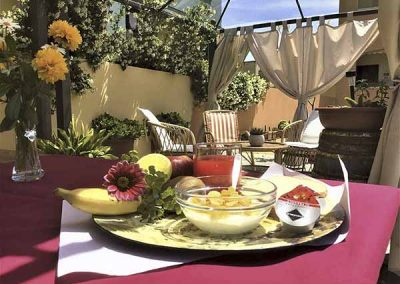 Sun and Sardinia Bed and Breakfast - Our Breakfast