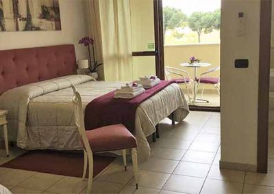 Sun and Sardinia Bed and Breakfast - Room