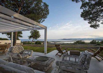 Villa Gabriella Holiday Home - Garden with view