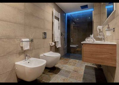Marcus Bed and Breakfast - Private Bathroom 2
