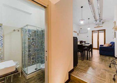 La Pietra di Cagliari Suite Appartamento -Bagno privato