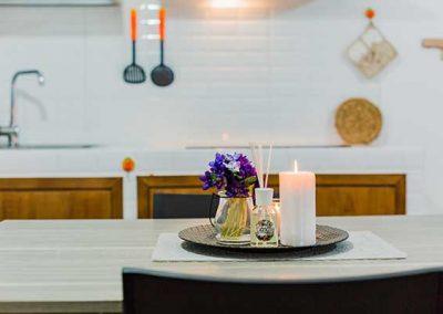 La Pietra di Cagliari Suite Appartamento - Cucina completa
