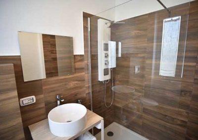 Mapi's Room Affittacamere - Bagno Privato interno con doccia