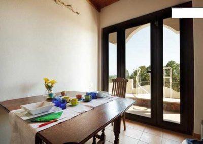 Trilocale Margine Rosso - Casa Vacanze Cucina