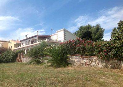 Trilocale Margine Rosso - Casa Vacanze esterno