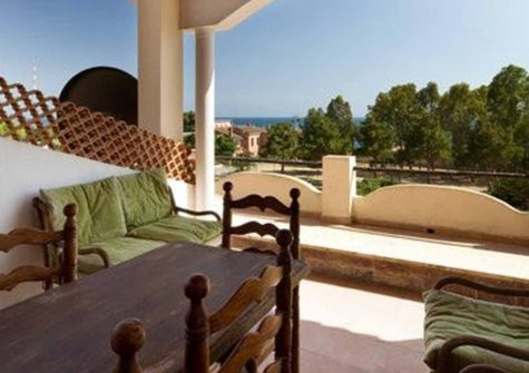 Trilocale Margine Rosso Holiday Home