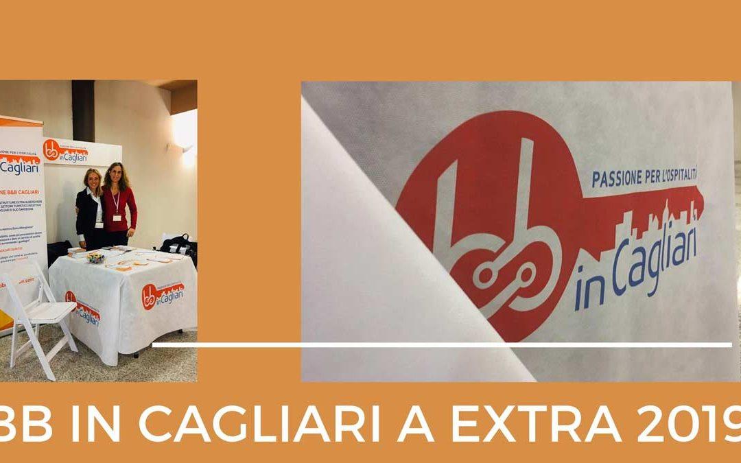 L'associazione B&B in Cagliari a Extra 2019