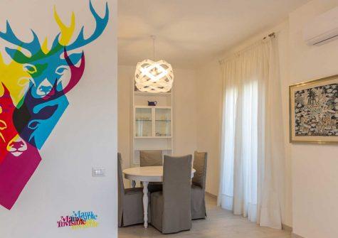 Elafi Penthouse Appartamento